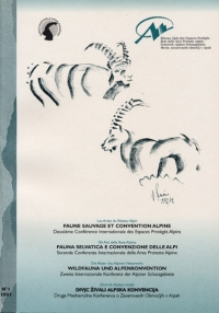 Proceeding n°1: Wild animals and the Alpine Convention