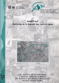 Dossier N°10 : Habitalp - Monitoring of the diversity of the alpine habitats