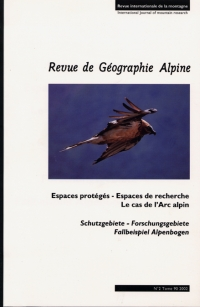 Alpine Geography Review