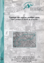 Data Collection N°08 : Typology of the Alpine Protected Areas