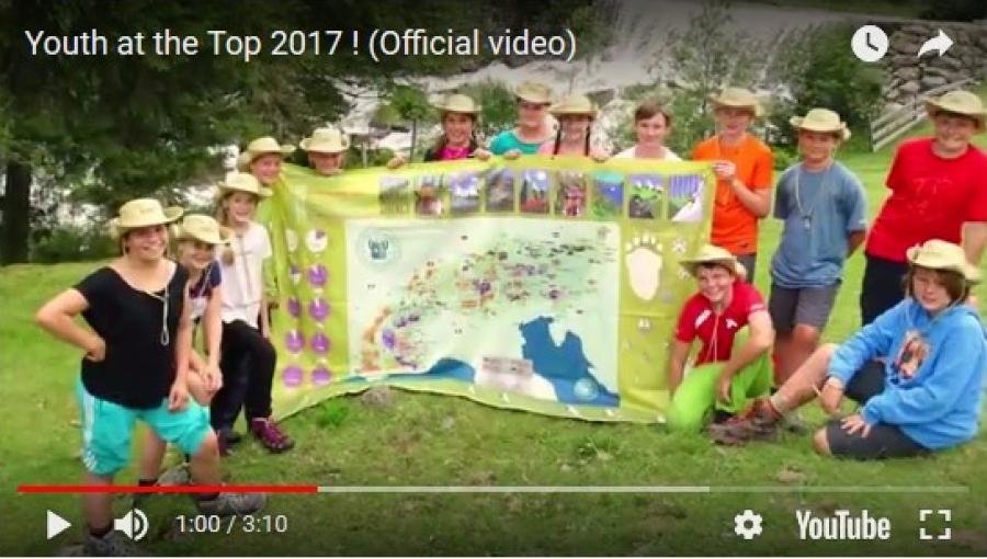 Youth at the Top 2017 : Official video released !