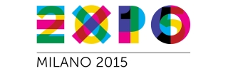"Projection of the Multivision ""For the Alps"" at Expo Milano 2015- Slovenian Pavillon"