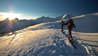 WeWild: ALPARC Develops Communication Tools for Eco-friendly Behaviour in Snow and Outdoor Sports